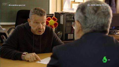 Chicote pone colorado al consejero de Educación de Castilla La Mancha