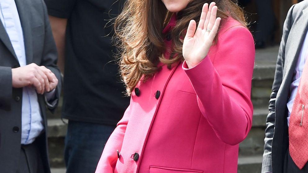 Kate Middleton ingresa en el hospital St. Mary para dar a luz