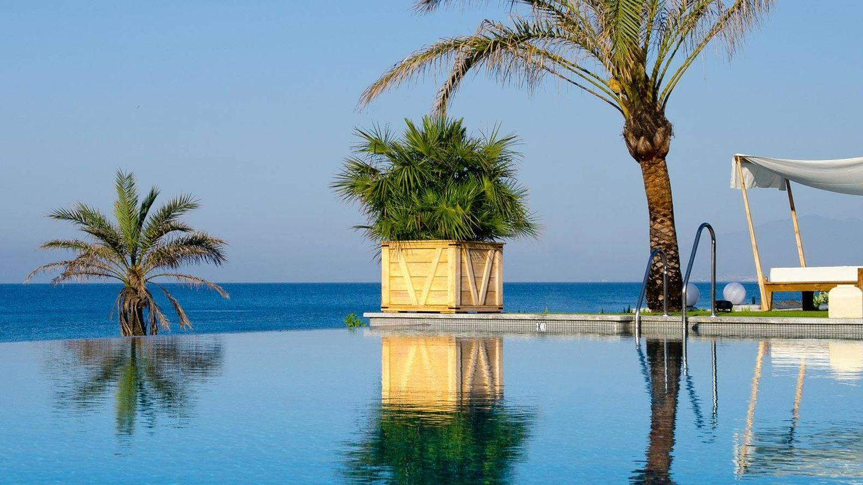 La piscina del Estrella del Mar, un lujo. (Cortesía)