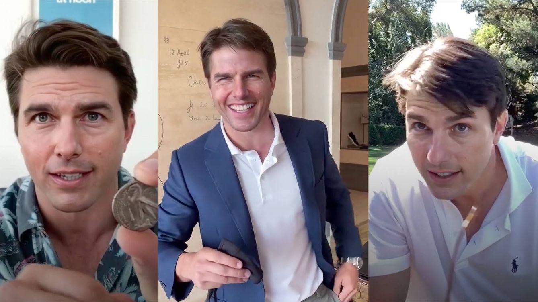 Un Tom Cruise digital indistinguible del real se hace viral en TikTok