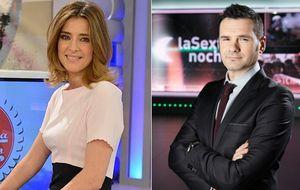 Duelo a muerte los sábados en 'prime time': Tele5 vs. laSexta