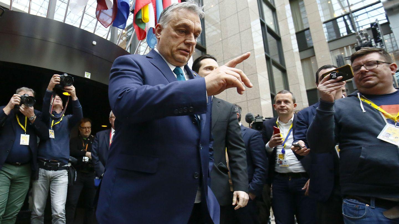 El primer ministro de Hungría, Viktor Orbán. (Reuters)