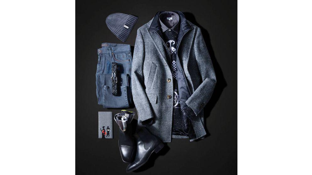 El frío elegante: abrigos, parkas y chaquetones para disfrutar del invierno