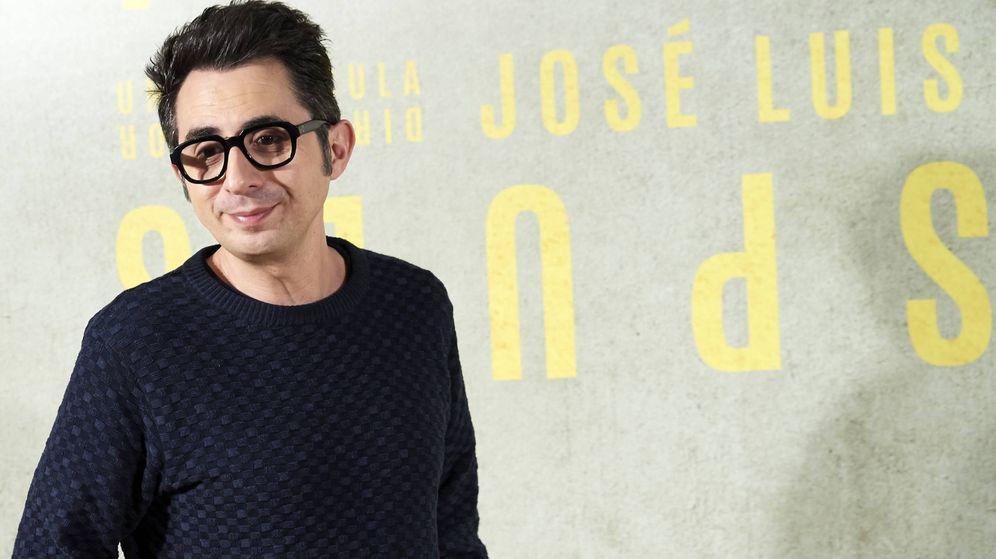 Foto: Berto Romero, en la presentación de 'Tiempo después'. (Getty)