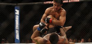 Post de UFC 238: el devastador KO de Henry Cejudo con golpes de martillo a Marlon Moraes