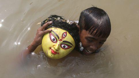 Festival Durga en India