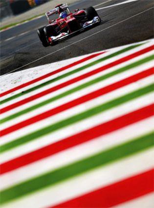 Foto: Alonso: Gracias al trabajo de Massa, Ferrari dispone de toda la información necesaria