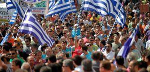 Foto: Evasión y victoria: en Grecia casi nadie rinde cuentas con Hacienda