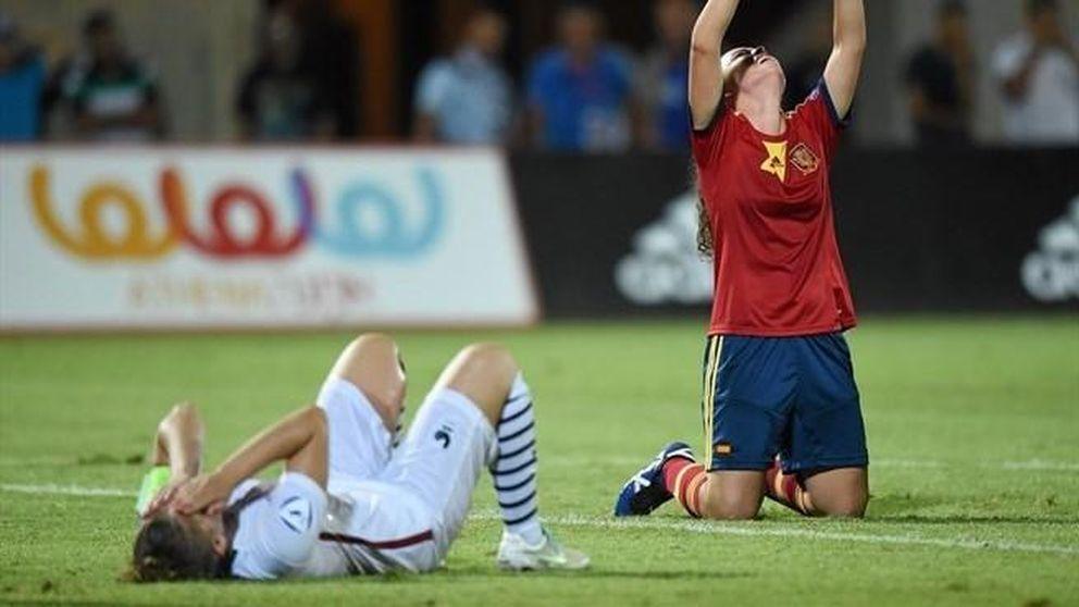 España se mete en la final del Europeo sub-19 femenino tras eliminar a Francia