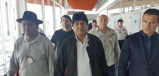 Post de Evo Morales cambia México por la Argentina de Fernández: