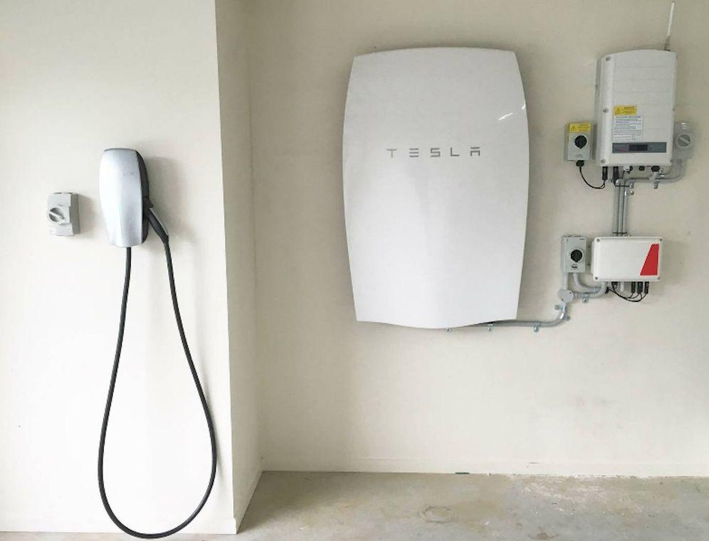 Energ 237 As Renovables Un Instalador De La Bater 237 A Powerwall