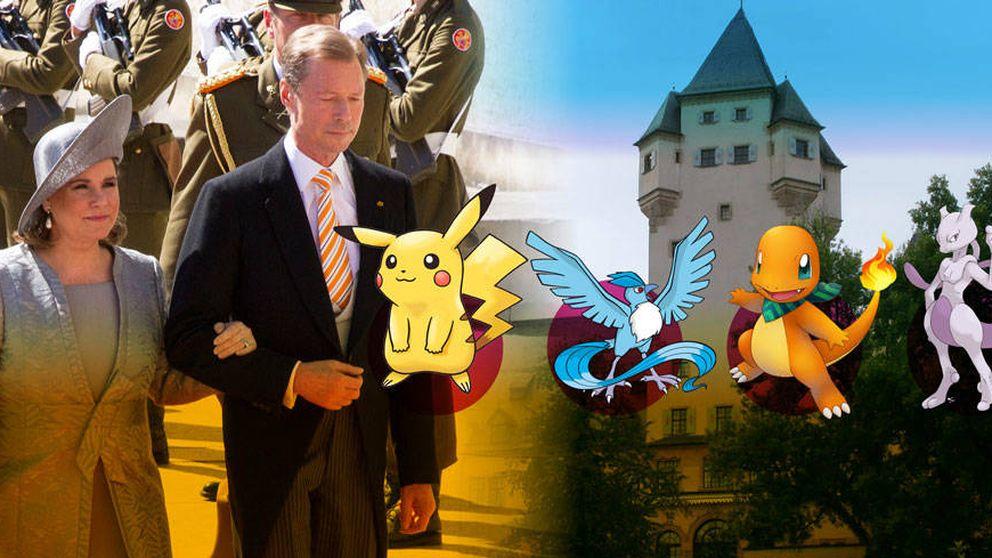 Los Pokémon amenazan la seguridad de los grandes duques de Luxemburgo