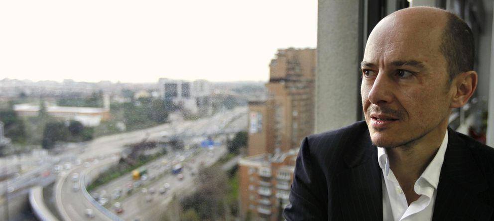 Foto: Jenaro García, presidente de Gowex (EFE)