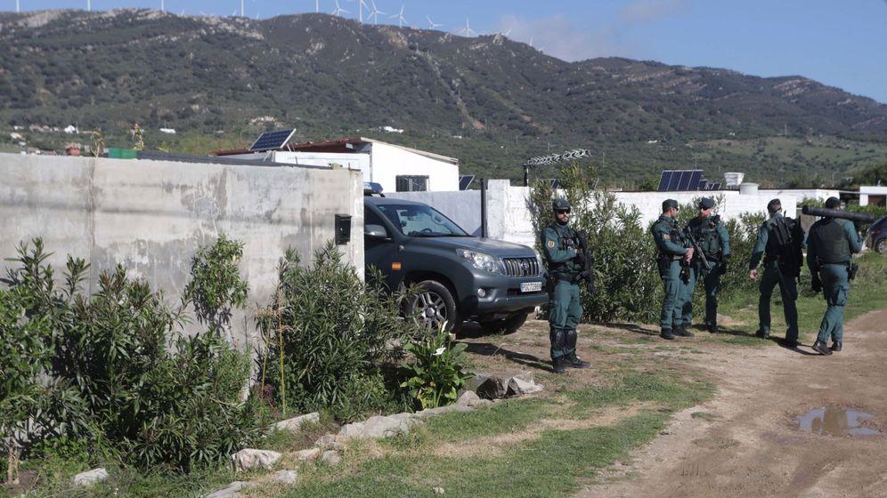 Foto: La Guardia Civil detuvo al hombre en la granja en la que trabaja