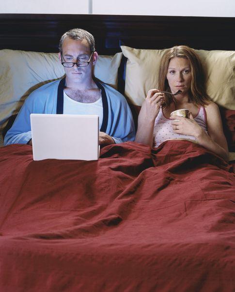 Foto: Muchas personas casadas preferirían estar solteras. (Corbis)