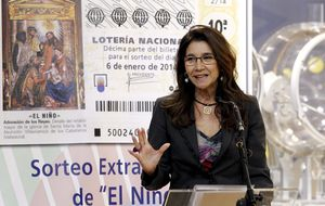 'El Niño' engorda con un premio de 40 millones a un solo décimo