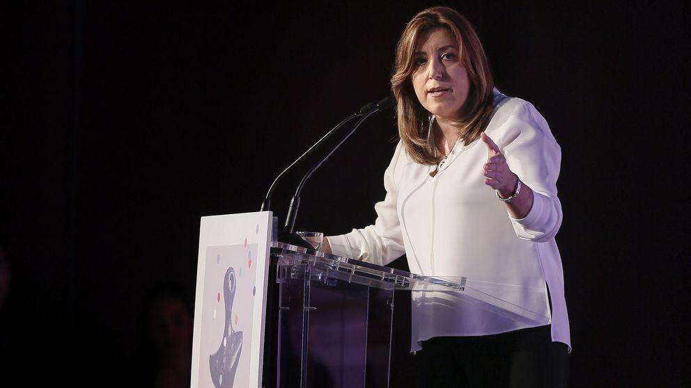 El anuncio de Susana Díaz activa la maquinaria de guerra en el PSOE