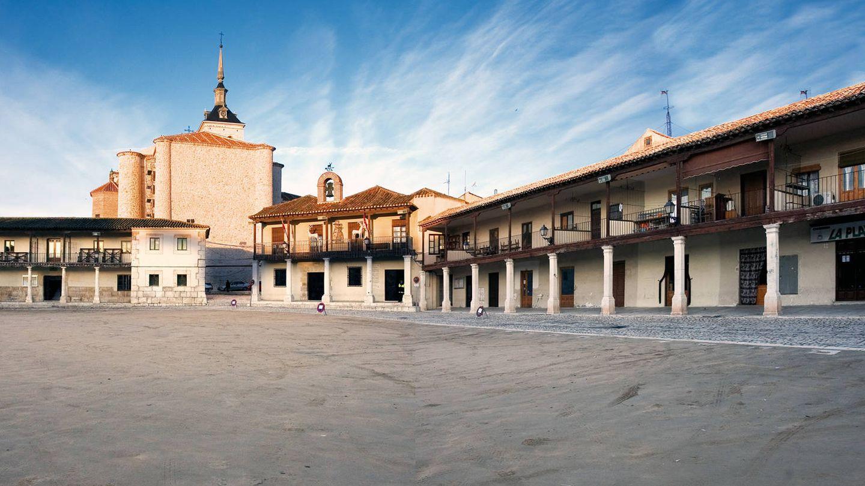 Así es Colmenar de Oreja. (Foto: Turismo Madrid)