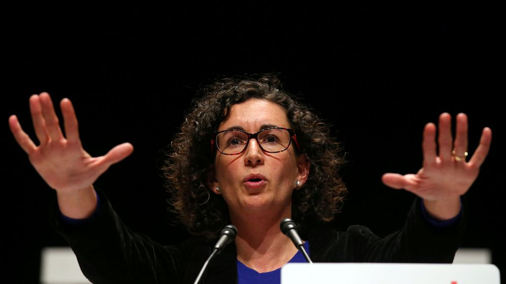Foto: Marta Rovira en una foto de archivo. (Reuters)