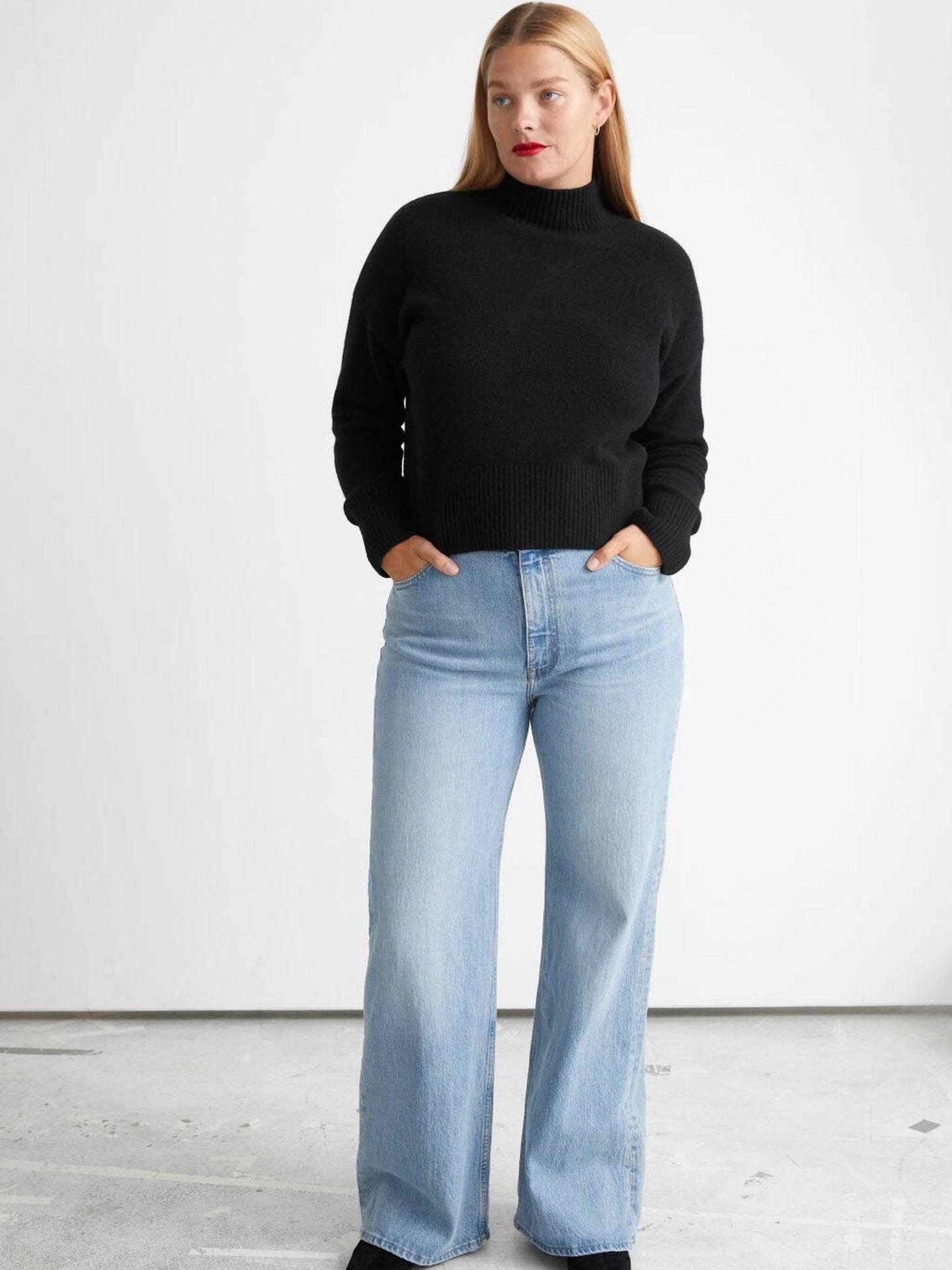 Uno de los múltiples modelos de los treasure cut jeans. (Cortesía)