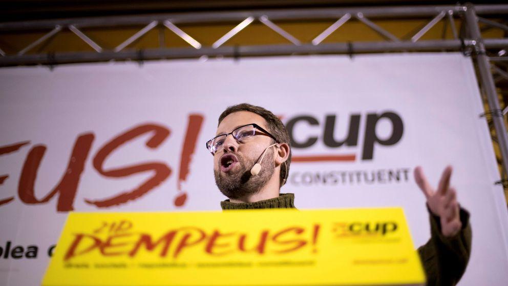 La CUP advierte a Torra de que el objetivo no es dialogar sino  independencia