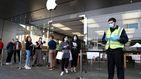 Así abrirán las tiendas de Apple: controles de temperatura y mascarillas obligatorias