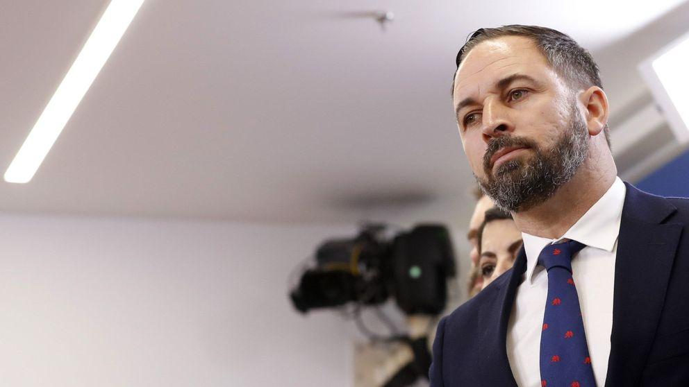 Abascal presiona a PP y Ciudadanos para no entregar gobiernos a la izquierda