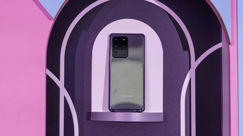 Samsung Galaxy S20 Ultra, el pata negra de los coreanos. (Foto: M. Mcloughlin)