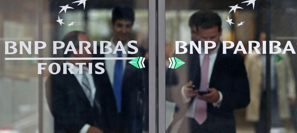 BNP se desploma a mínimos desde octubre, acorralada por la Justicia estadounidense