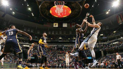 Marc devuelve la confianza a Memphis, pero los Bulls, sin Pau, siguen perdidos