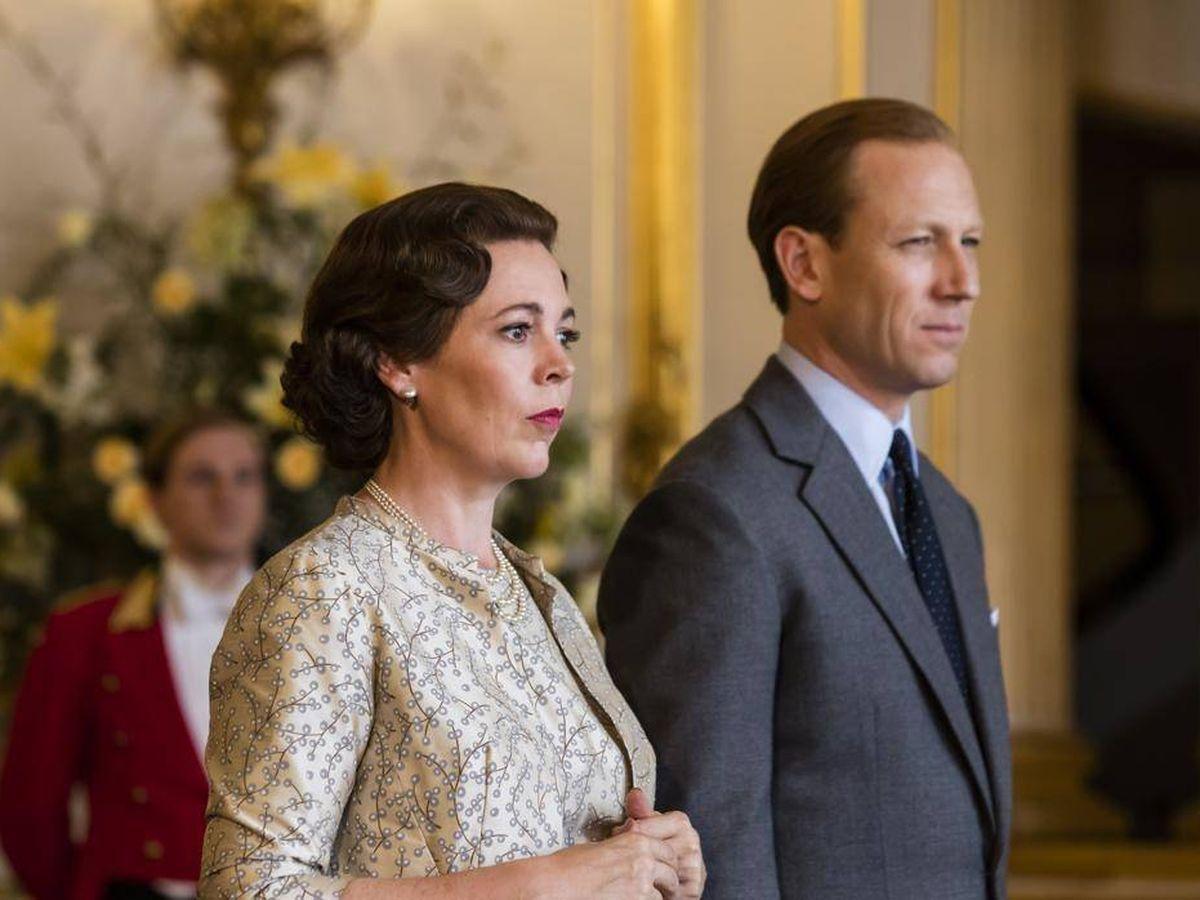 The Crown Sexta temporada 2022 Netflix