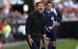 Simeone espera que el Atlético recupere la fortaleza mental
