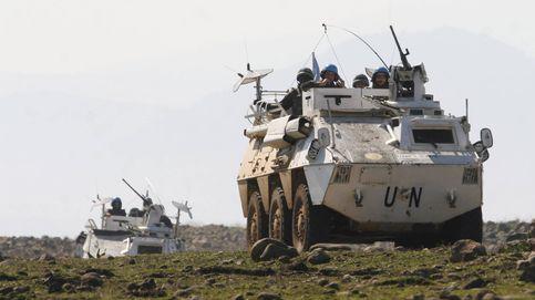 Tropas españolas en el nuevo gran foco de tensión de Oriente Medio