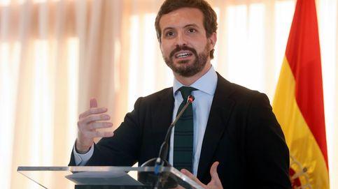 Pablo Casado asegura que el PP nunca ha levantado cordones sanitarios