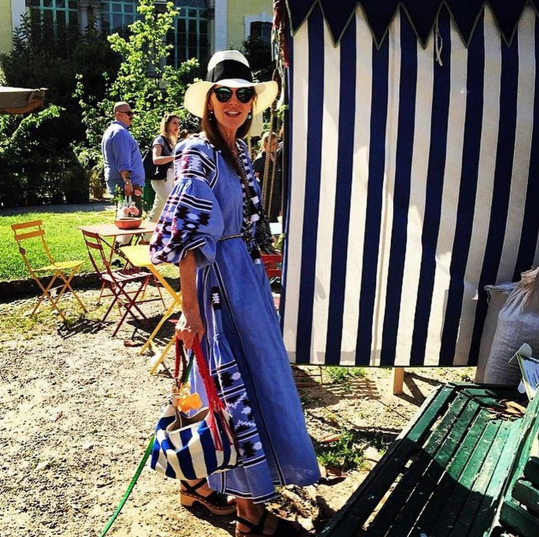 Fashion style Ucraniana se convirti&#243 for lady