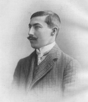 Foto: Partidas inmortales VI: Georg A. Rotlewi vs. Akiba Rubinstein (Lodz, 1907)