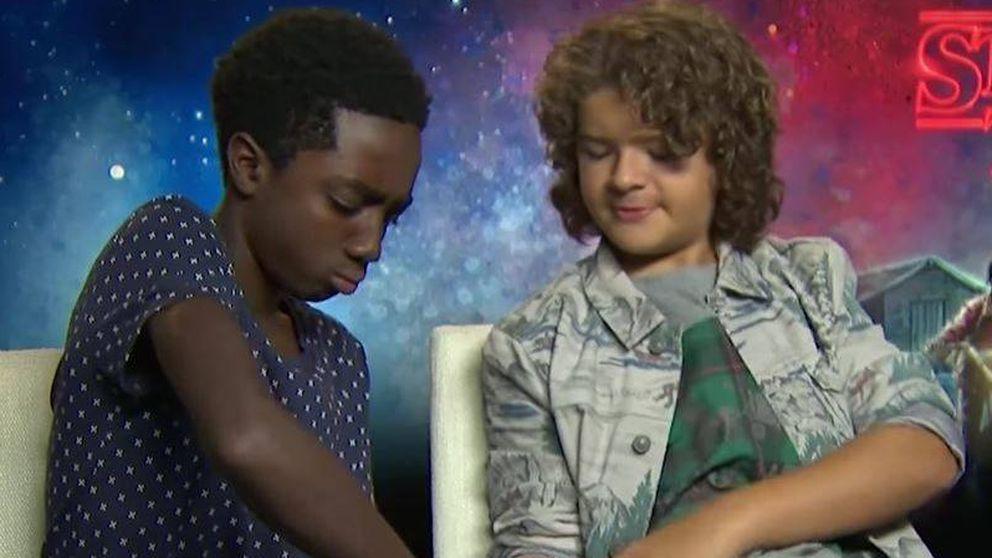Los niños de 'Stranger Things' cantan por Alaska en Karaoke