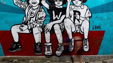 El arte resiste en el barrio más 'cool' de Colombia