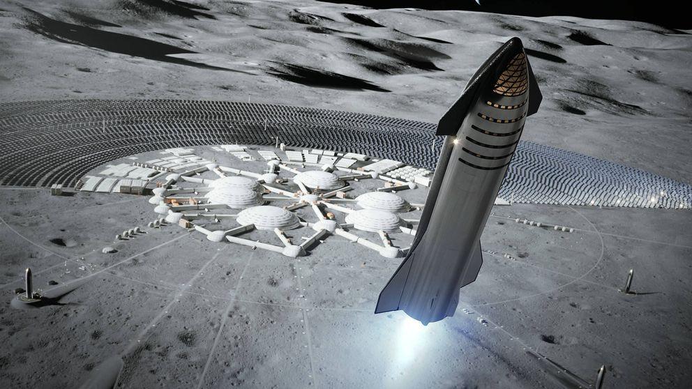 SpaceX lanzará una misión a la Luna antes de 2022 (y llevará a turistas en 2024)