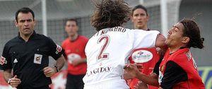 Foto: Navarro y Ballesteros continúan la saga de los 'duros' de la Liga