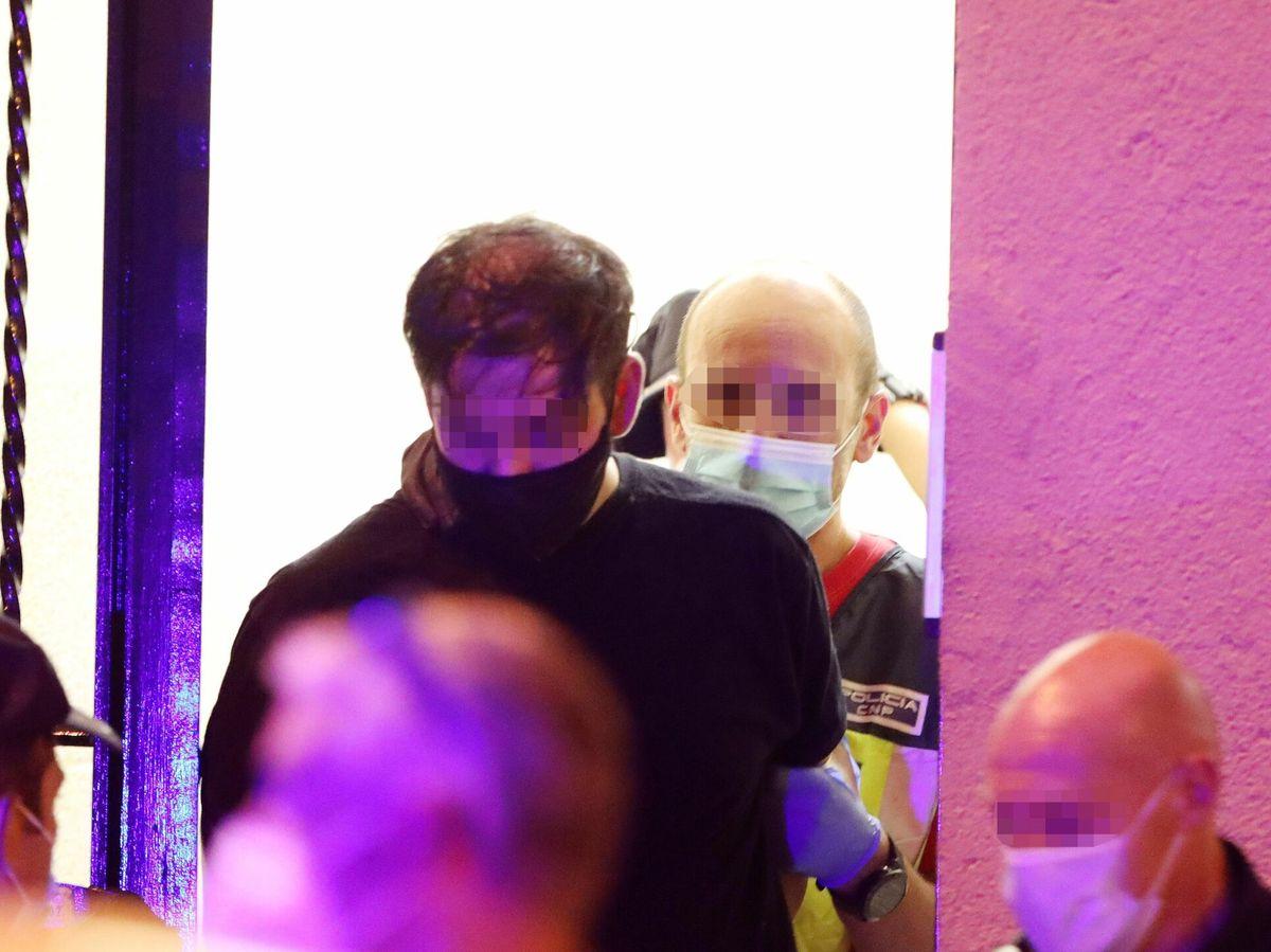 Foto: Detenido el supuesto autor de matar a tiros a un hombre y herir a una mujer. (EFE)