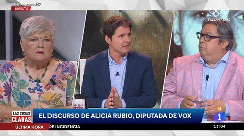 ¡No lo quieres ver!: Jesús Cintora aplaca a un colaborador por su opinión del caso Samuel