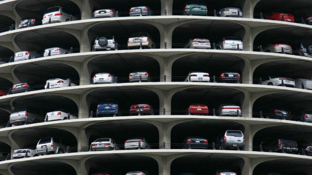 Alquila tu plaza de garaje mientras no la usas gracias a Parkfy