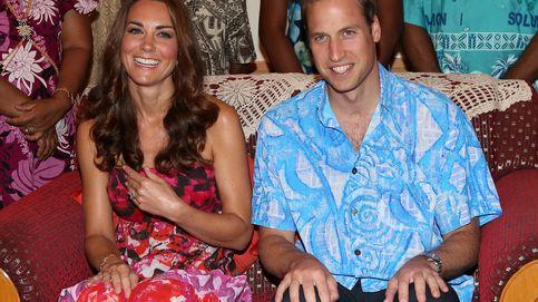 Guillermo y Kate apuran sus vacaciones en Mustique antes de ir a una importante boda