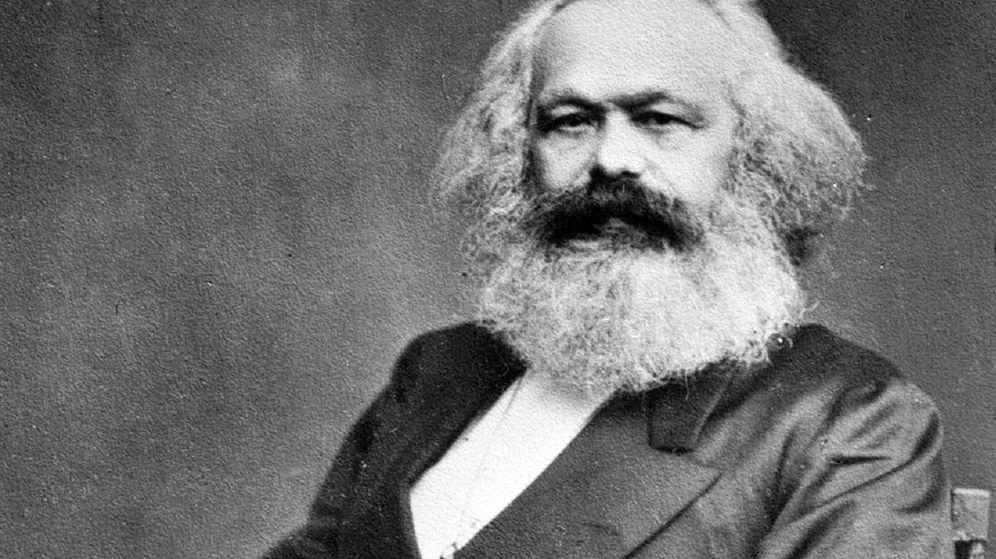 Foto: Karl Marx (1818-1883).