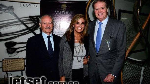 Foto: Javier Gómez-Trénor Vergés, a la derecha, sobrino de Juan Luis Gómez-Trénor. (jetset.com.co)