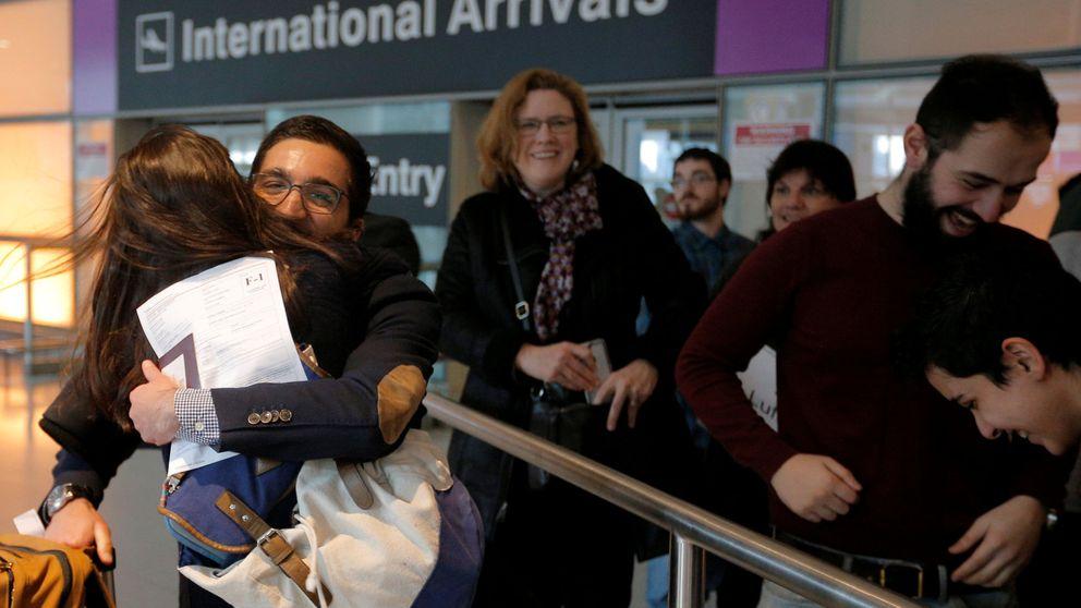 Estados Unidos restaura miles de visados revocados por el veto migratorio de Trump