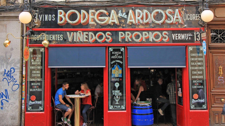 Bodega de la Ardosa. (Wikipedia)