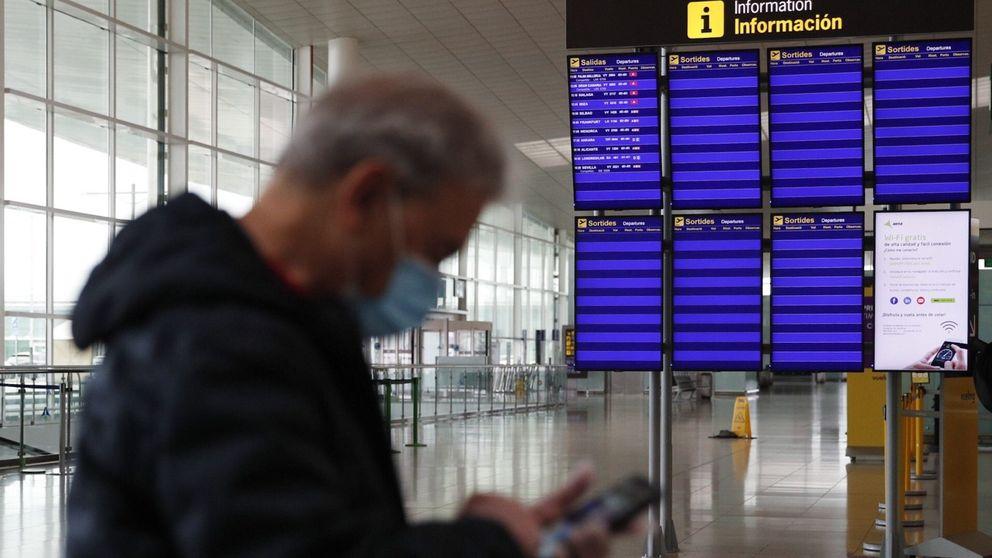 Los viajes no imprescindibles a países de la UE seguirán restringidos hasta el 15 de mayo