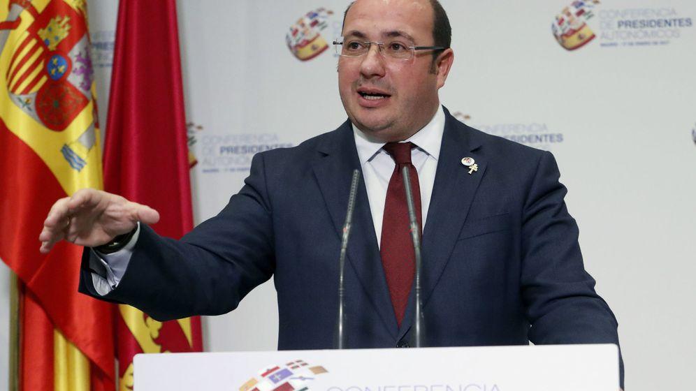 Se admite a trámite la moción de censura del PSOE en Murcia